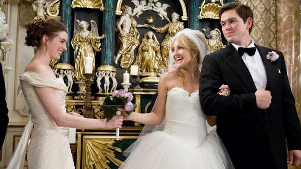 朋友不是一直和樂,而是一時的摩擦,仍拆散不了我們。—《新娘大作戰》—我們用電影寫日記