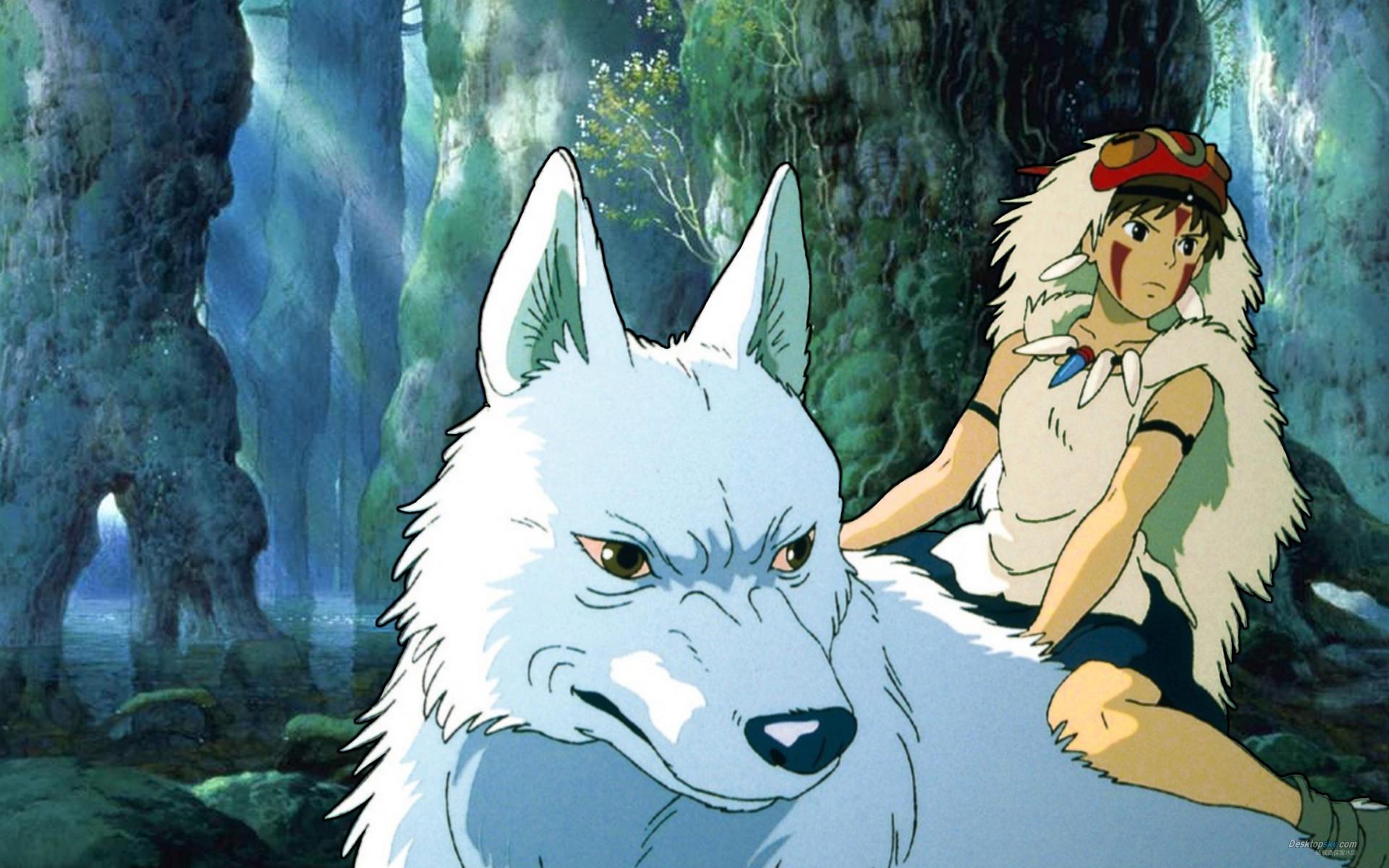 魔法公主_你真的看懂《魔法公主》了嗎?其實這是一部探討人與自然之間 ...