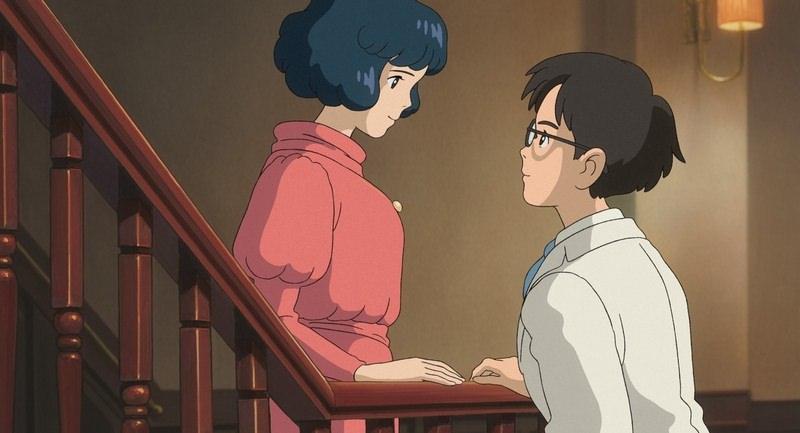 也許明白告訴對方不愛了,比較不傷人,會傷人的,其實是在一段複雜關係中的掙扎- 宮崎駿的夢想之城