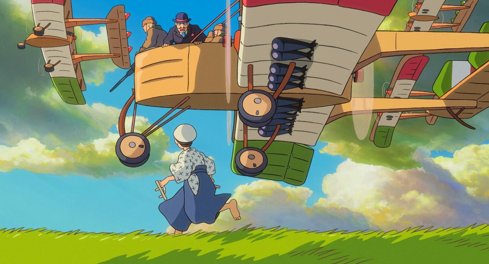 不需要總是堅強,不需要總是把所有事情都往身上扛- 宮崎駿的夢想之城