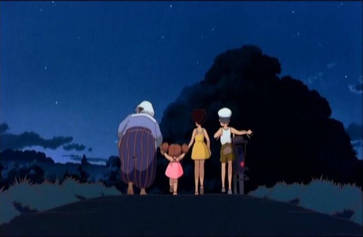 逆境困苦不是盡頭,其實是另ㄧ個更好的结果的一個轉角而已- 宮崎駿的夢想之城