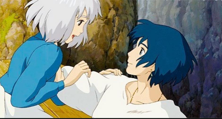 遇上對的人,就想為他成為更好的人,反之則會互相拖垮,傷害彼此- 宮崎駿的夢想之城