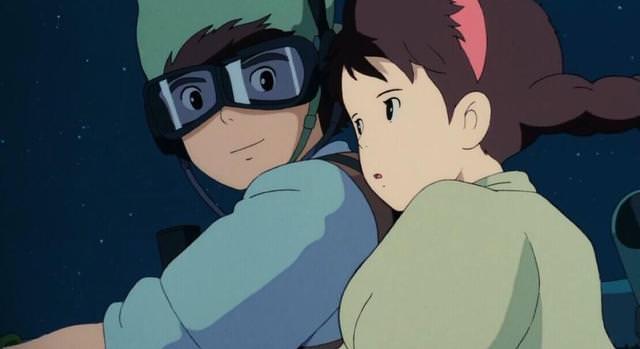 我不知道未來我會愛上誰,但是我知道,現在,我喜歡你。 – 宮崎駿的夢想之城