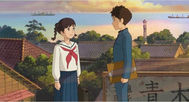 我說不出來為什麼愛你,但我知道,你就是我不愛別人的理由。 – 宮崎駿的夢想之城