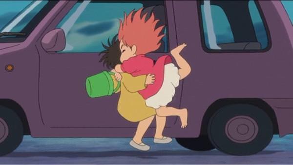 真愛就是,從今以後,我再也不要放開你的手 – 宮崎駿的夢想之城