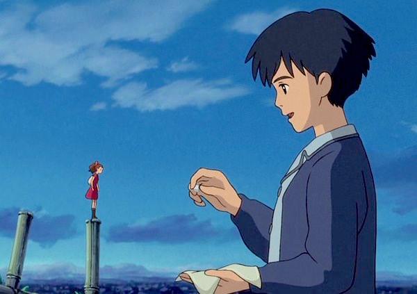 我永遠不會忘記你,你已經是我心的一部分 – 宮崎駿的夢想之城
