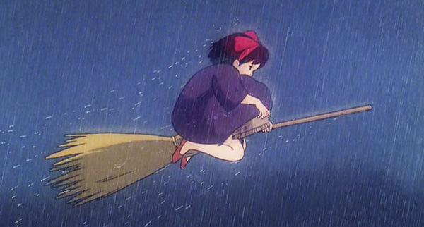 學會長大,學會承受,學會在哭過以後,還能對自己微笑 – 宮崎駿的夢想之城