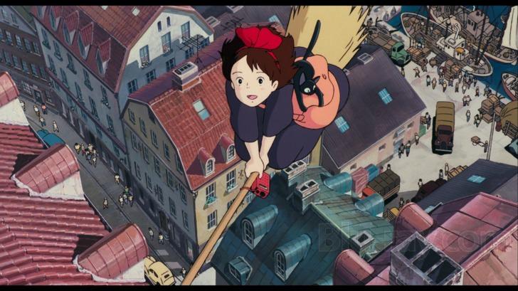 當你旅行時才會聽到自己的聲音,它會告訴你,不必傷心,這個世界比你想像的要寬闊 – 宮崎駿的夢想之城