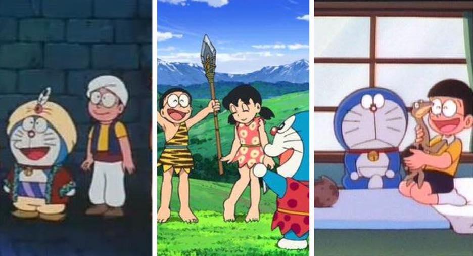《哆啦 A 夢電影》TOP 5,有些梗長大以後看才懂啊! – 《哆啦a夢》 – 動漫的故事