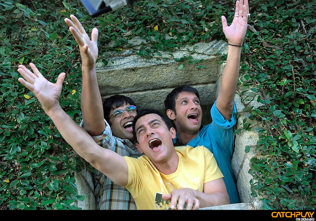 為什麼《三個傻瓜》要設定「藍丘」這個角色?原來我們都沒有看懂這個用心 – 我們用電影寫日記