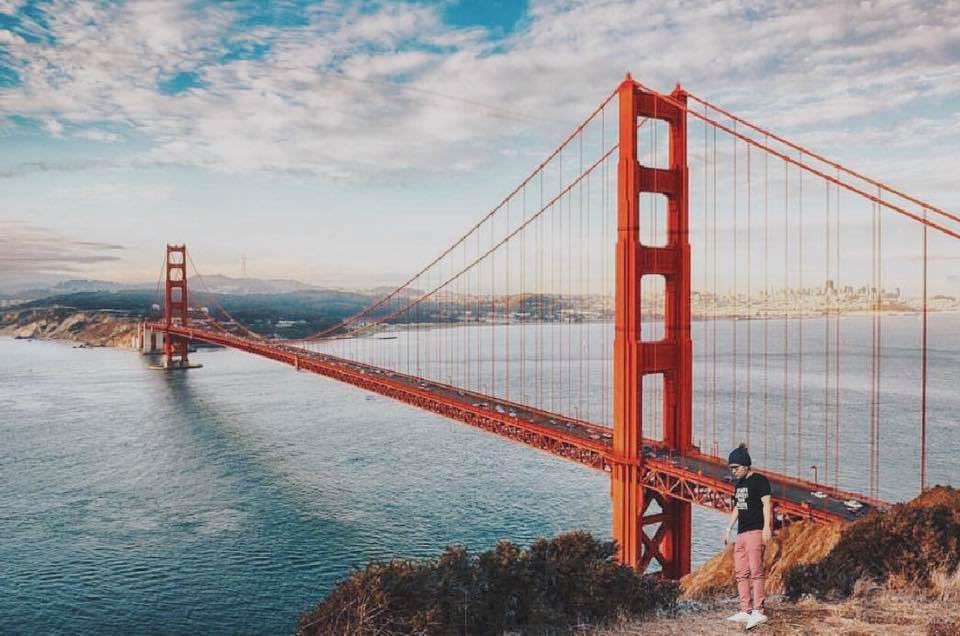 「什麼是旅行的意義?」LV廣告這句觸動人心的話給出了答案
