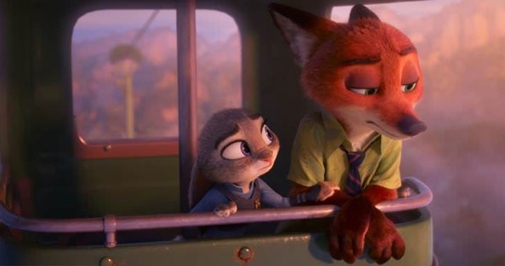 《動物方城市》說的是成長和夢想,但茱蒂和尼克的現實都是耳光-動漫的故事