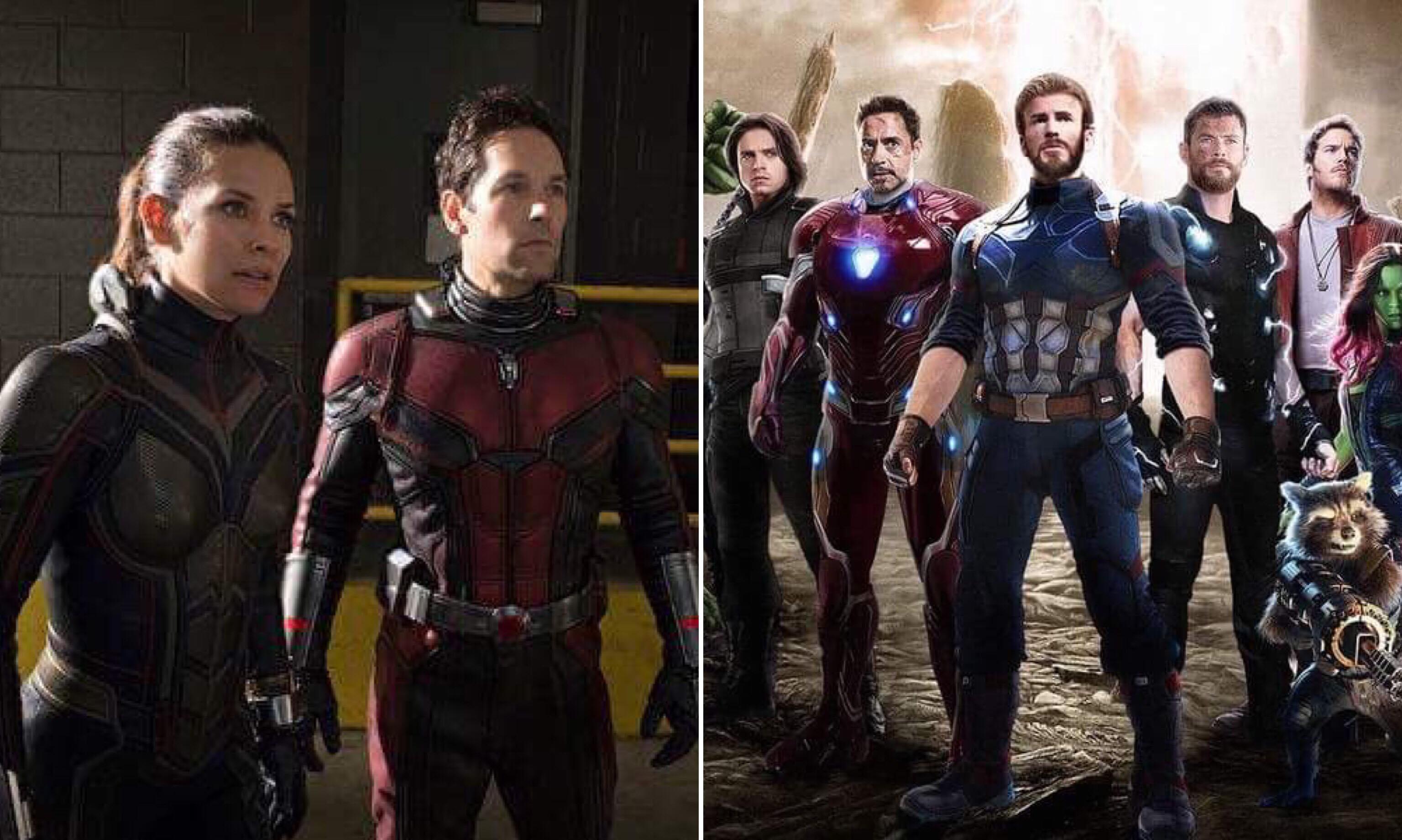 《蟻人與黃蜂女》的預告竟然揭露了《復仇者聯盟3》消失的關鍵? – 我們用電影寫日記