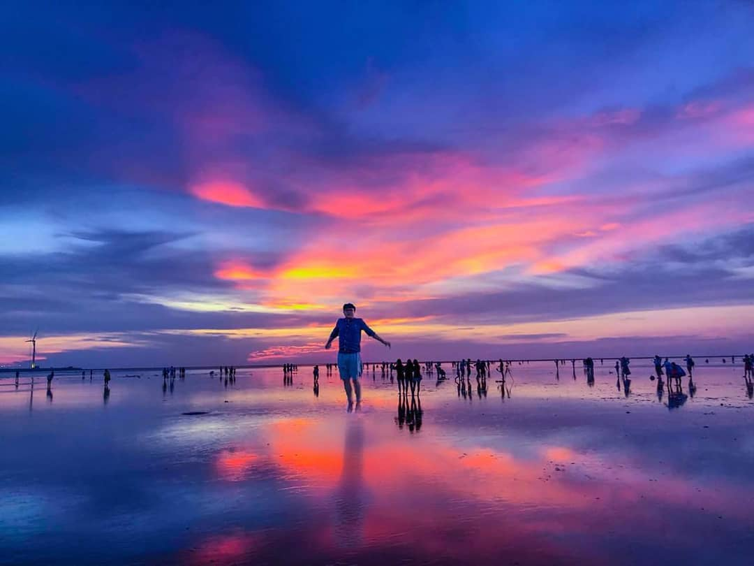絕美「天空之鏡」不用飛國外才拍得出來,台灣這 5 個地方有意想不到的效果!