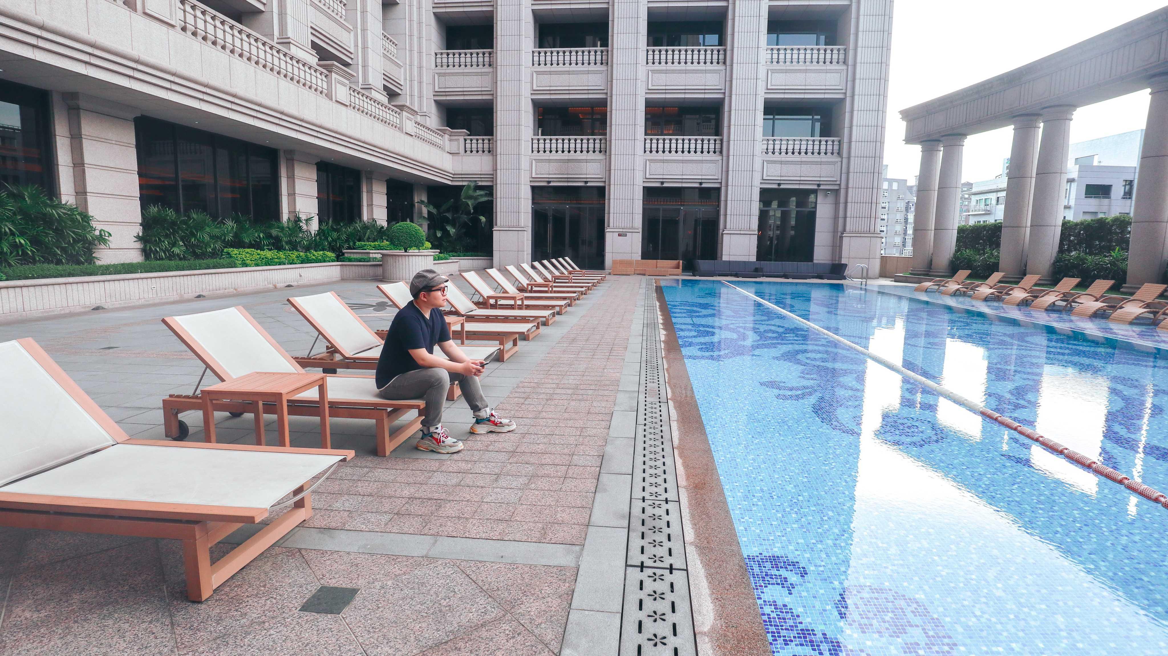 【台北住宿】美麗華摩天輪旁的五星級住宿!「美福大飯店」小宇宙住房專案,豪氣手筆讓人大開眼界!