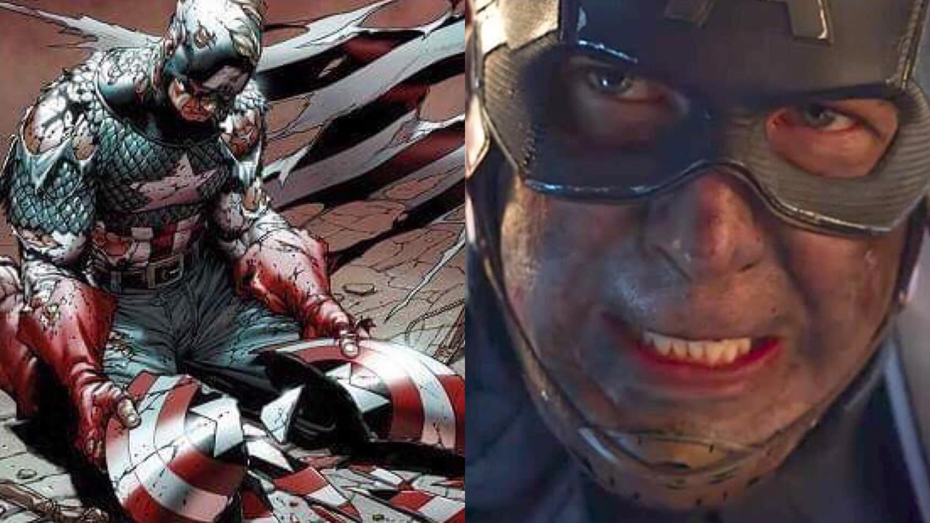 【分析文】《復仇者聯盟4》為何薩諾斯可以「輕易打爛」美國隊長的盾牌? – 我們用電影寫日記