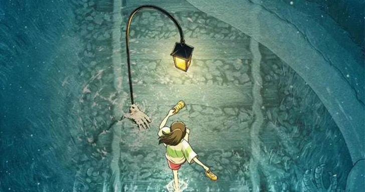 宮崎駿的暗示:《神隱少女》的6個秘密,原來18年來我們都沒看懂-我們用電影寫日記