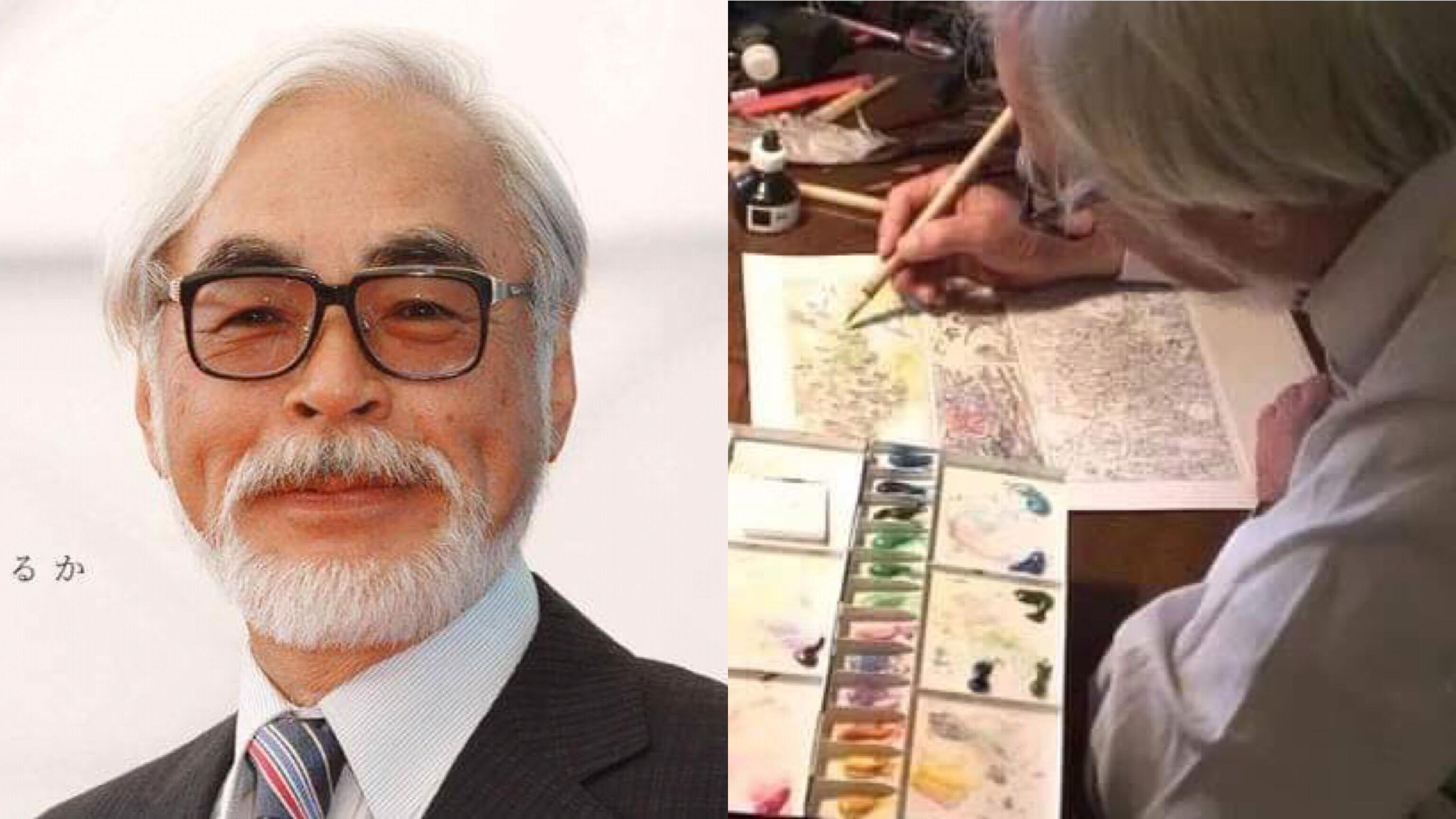 最後一次了!「宮崎駿最後一部作品」內容曝光,藏著令人感動的鼻酸…. – 我們用電影寫日記