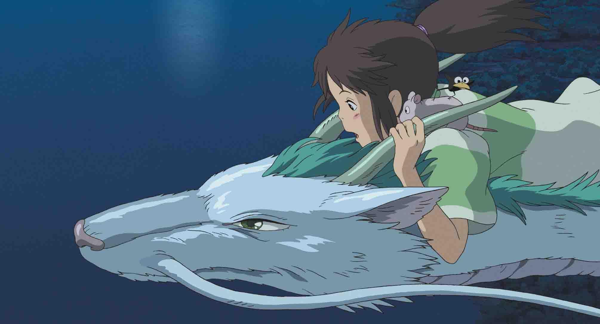 長大再看《神隱少女》才發現宮崎駿想傳達的訊息,不是千尋、白龍而是在這個「關鍵角色」上! – 我們用電影寫日記