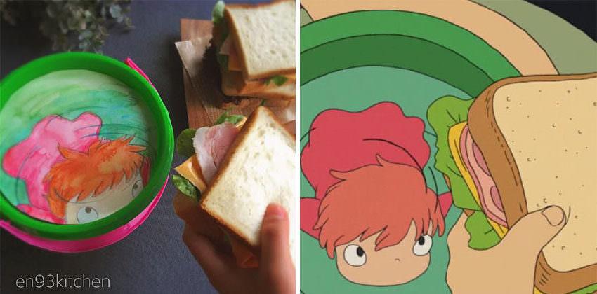 這位日本美女神還原「宮崎駿電影」所有美食,看完真的太佩服了! – 我們用電影寫日記