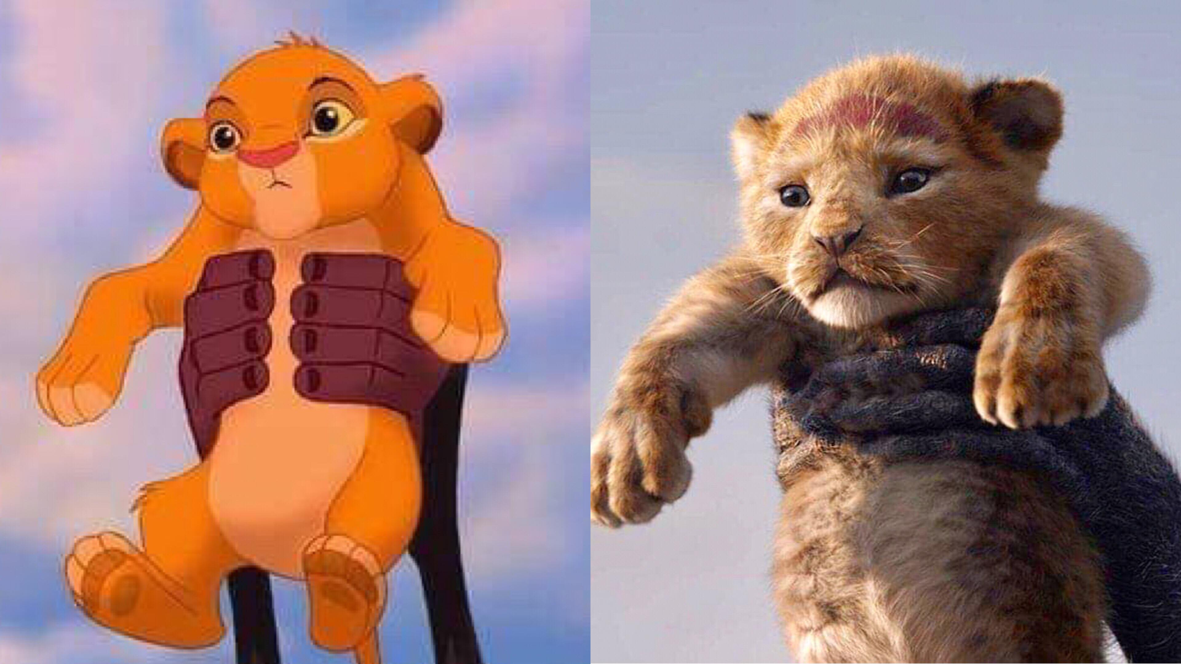「《獅子王》動物全程面癱?」這 3 點分析告訴你,為什麼真人版無法超越經典! – 我們用電影寫日記