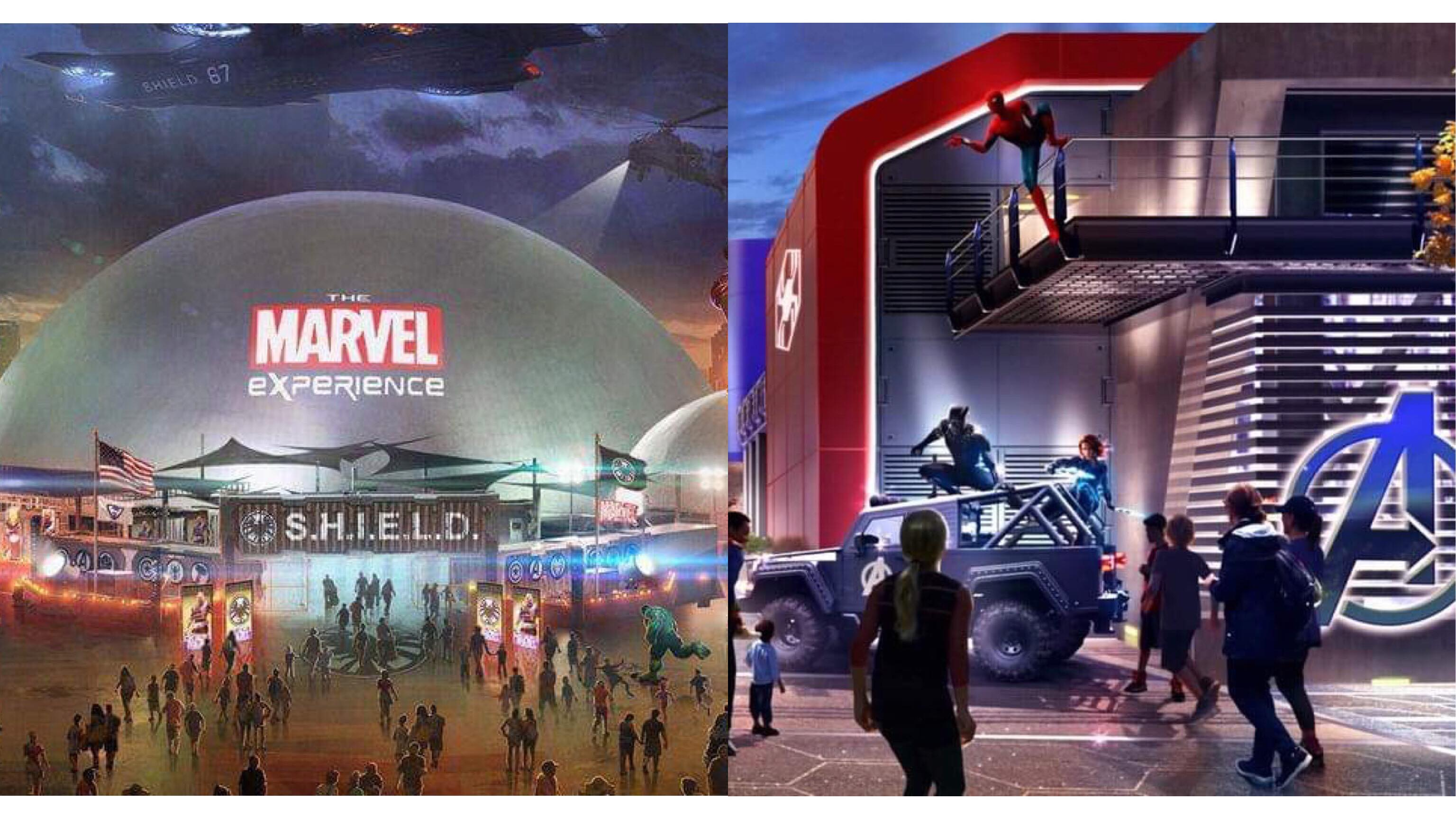 終於等到了!迪士尼打造的「漫威樂園」即將開幕,這一項設施引起了粉絲暴動….. – 我們用電影寫日記