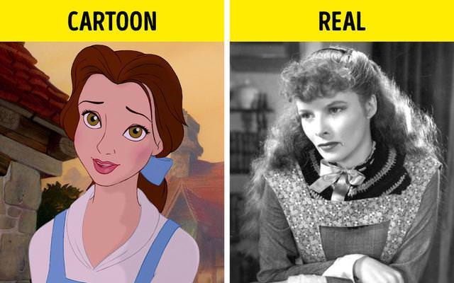 「不是童話!《白雪公主》以這 3 個人為原型設計…」盤點 12 個以明星為原型的卡通人物 – 我們用電影寫日記