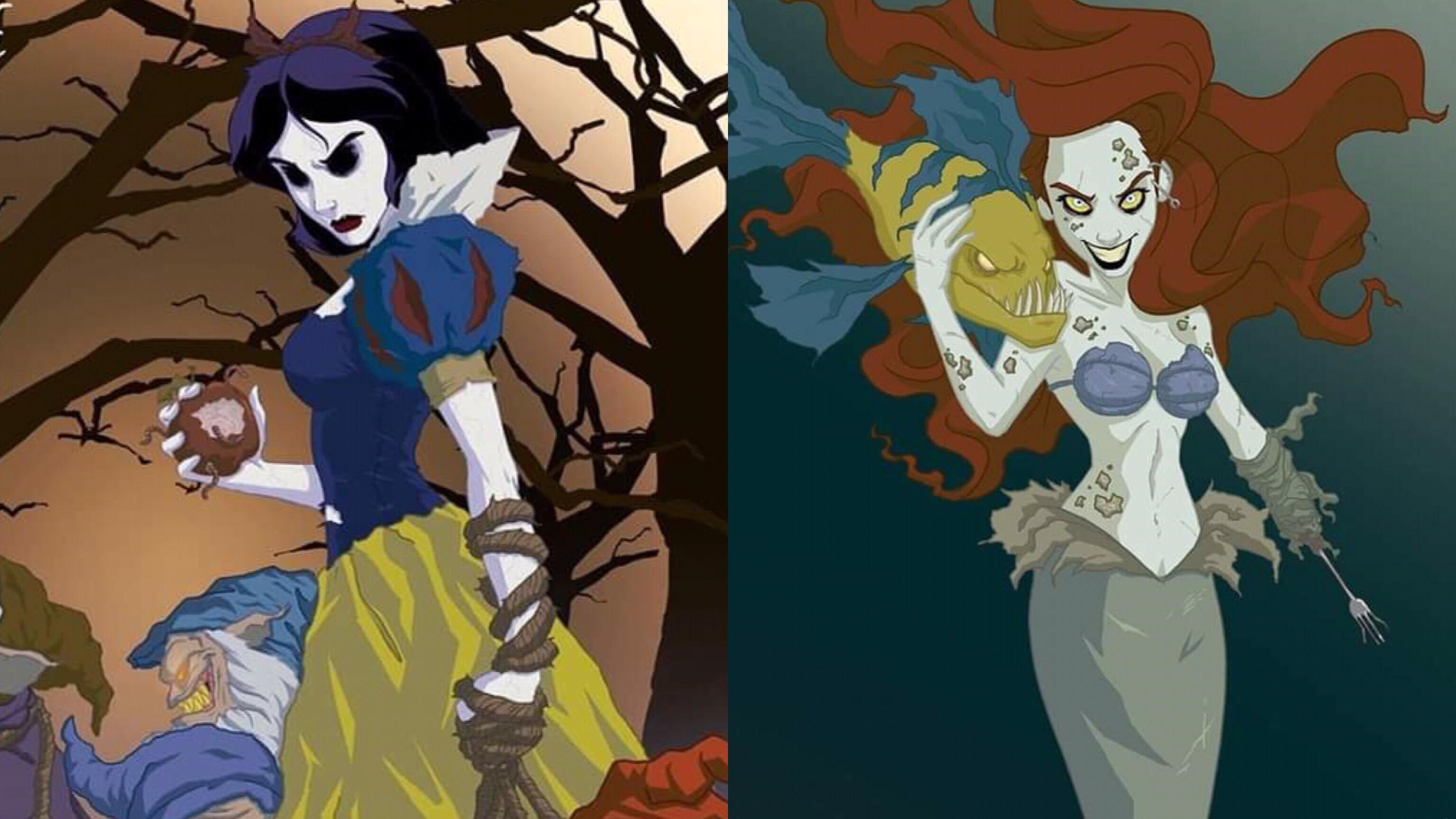 「迪士尼的故事很美好?」最暗黑的原版故事不是《白雪公主》,而是這一部…. – 我們用電影寫日記