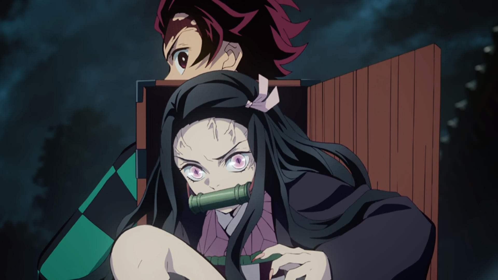 「禰豆子的血鬼術有多厲害?」上弦鬼都害怕她的原因,竟然跟她的身世有關!—《鬼滅之刃》—動漫的故事