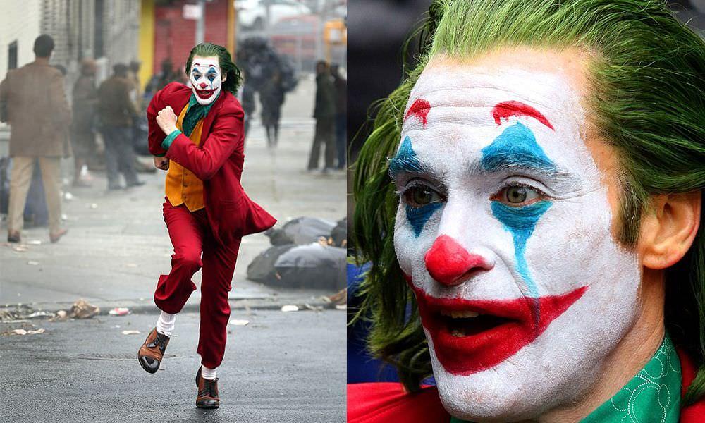 《小丑》拍攝期間「經歷過一次重大改變」,主角受訪表示:這讓我很生氣! –  我們用電影寫日記