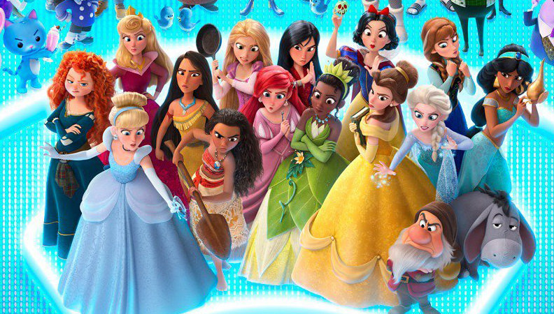 迪士尼「沒有爆紅的公主」到底有幾個?每一位都比《白雪公主》強多了! – 動漫的故事
