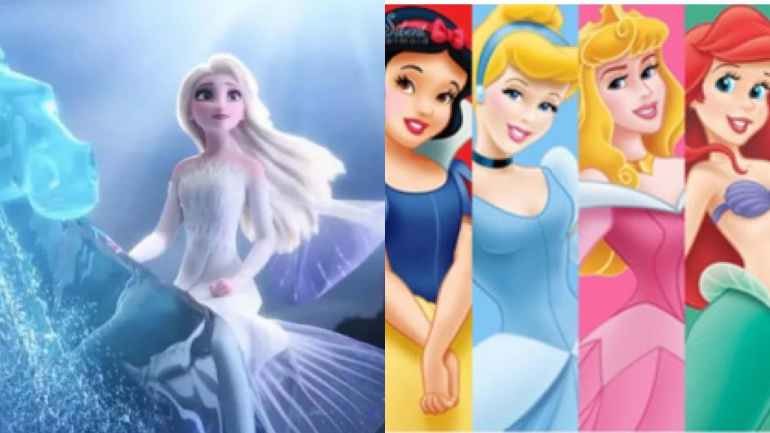 「為什麼大家喜歡艾莎,勝過於其他迪士尼公主?」迪士尼這 4 個設定才是成功的原因!—《冰雪奇緣2》—