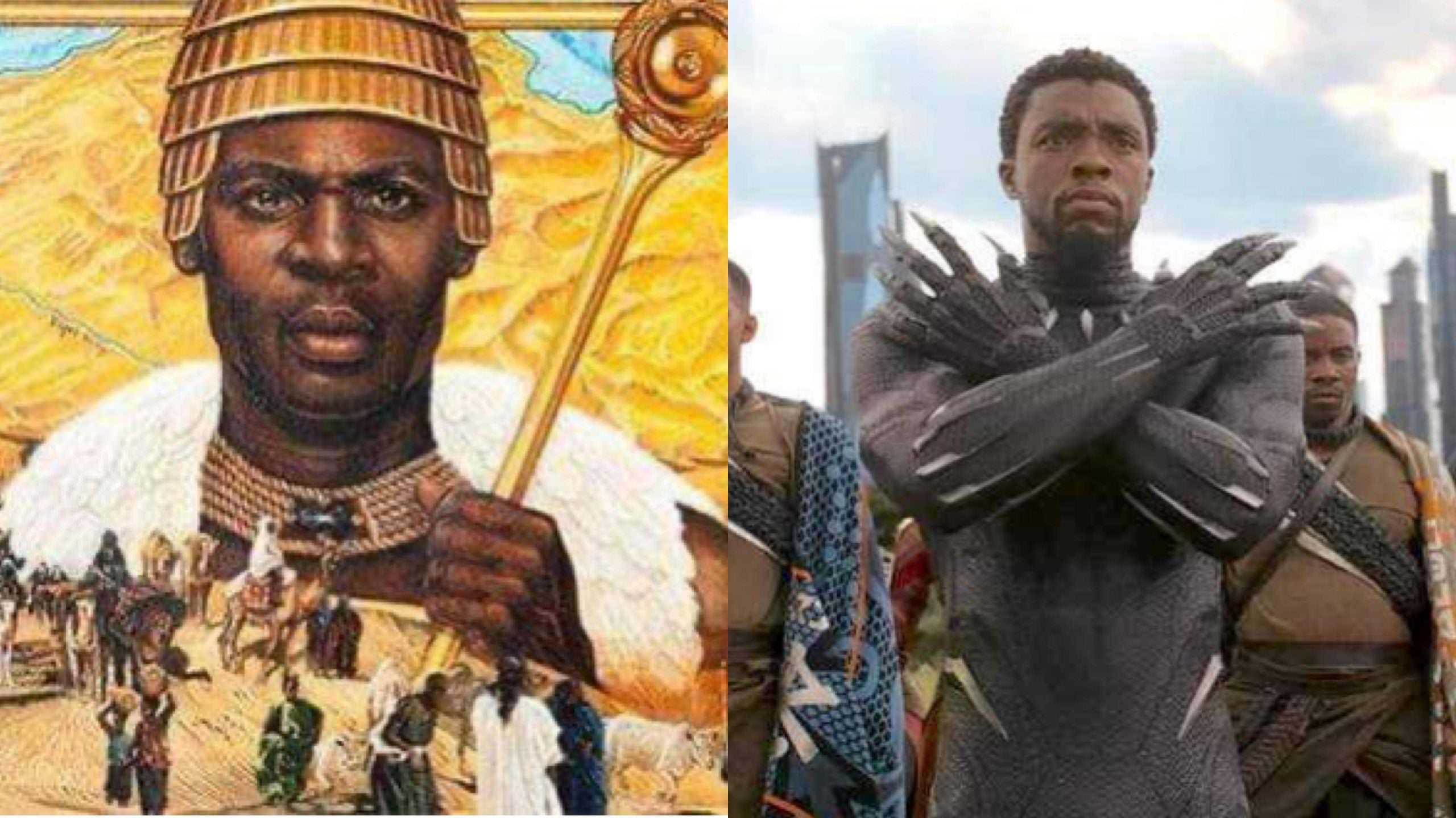 「歷史上真的有《黑豹》的瓦干達存在?」他是世界上最有錢的國王,一次旅行費用就搞垮了國家 – 我們用電影寫日記