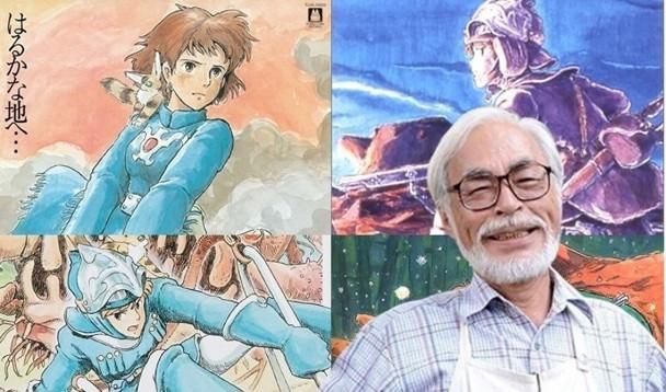 你知道嗎?宮崎駿動畫裡絕美的場景,竟然是出自這一個「沒學過畫畫的人」之手! – 動漫的故事