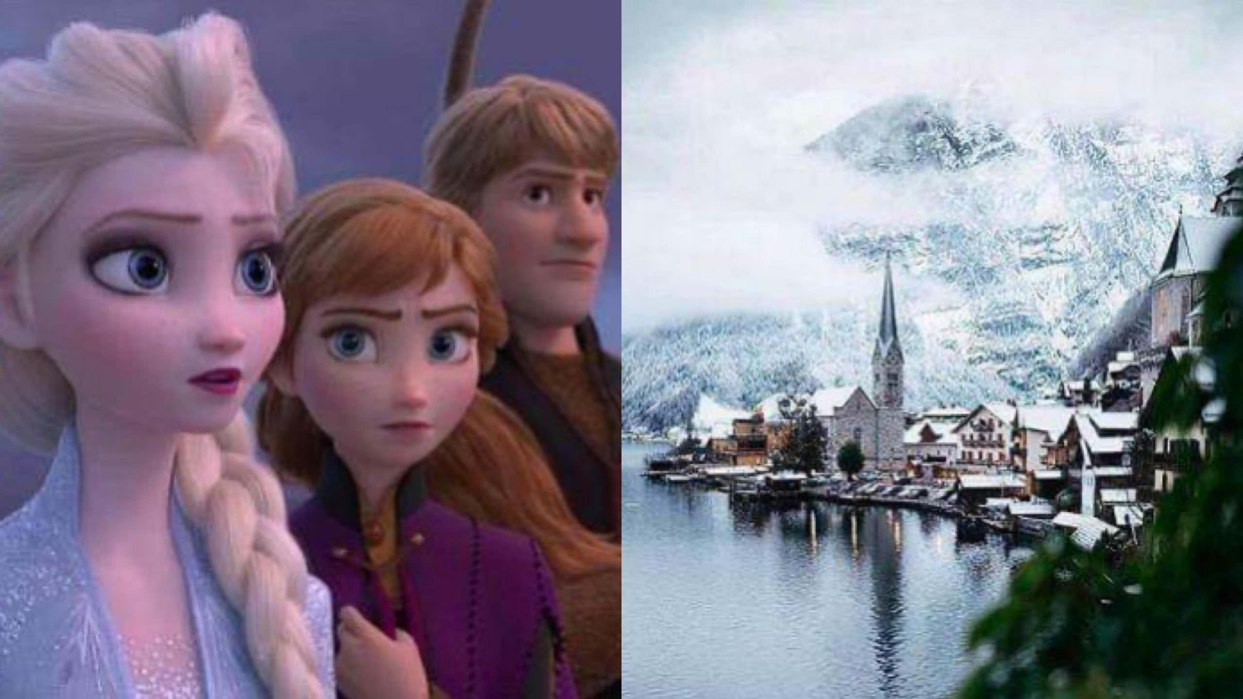 《冰雪奇緣》正在「逼瘋」這一座小鎮,電影真實場景全部來自這裡! – 我們用電影寫日記