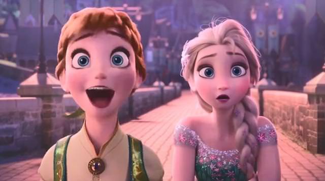 原來《冰雪奇緣》裡有這麼多的彩蛋,連長髮公主都「客串演出」過,你發現在哪了嗎? – 我們用電影寫日記