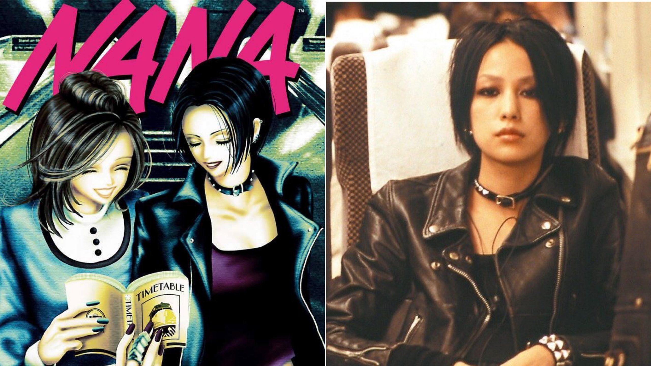 經典漫畫《NANA》確定要「翻拍中國真人版」,網友一致反對:拍得出來才有鬼! – 我們用電影寫日記