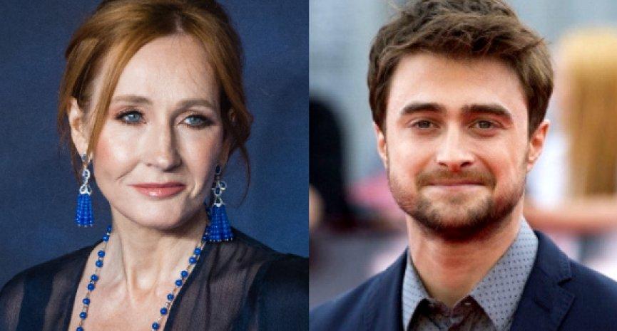 JK羅琳因一句話引發爭議,氣得「哈利波特」主角回嗆「恩師」… – 我們用電影寫日記