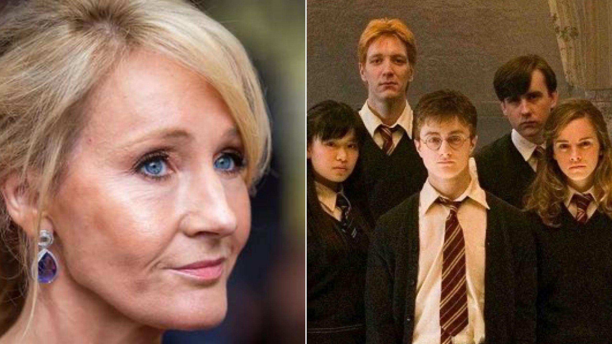 多名《哈利波特》演員公開「批評JK羅琳」,羅琳再發一篇長文反擊…. – 我們用電影寫日記