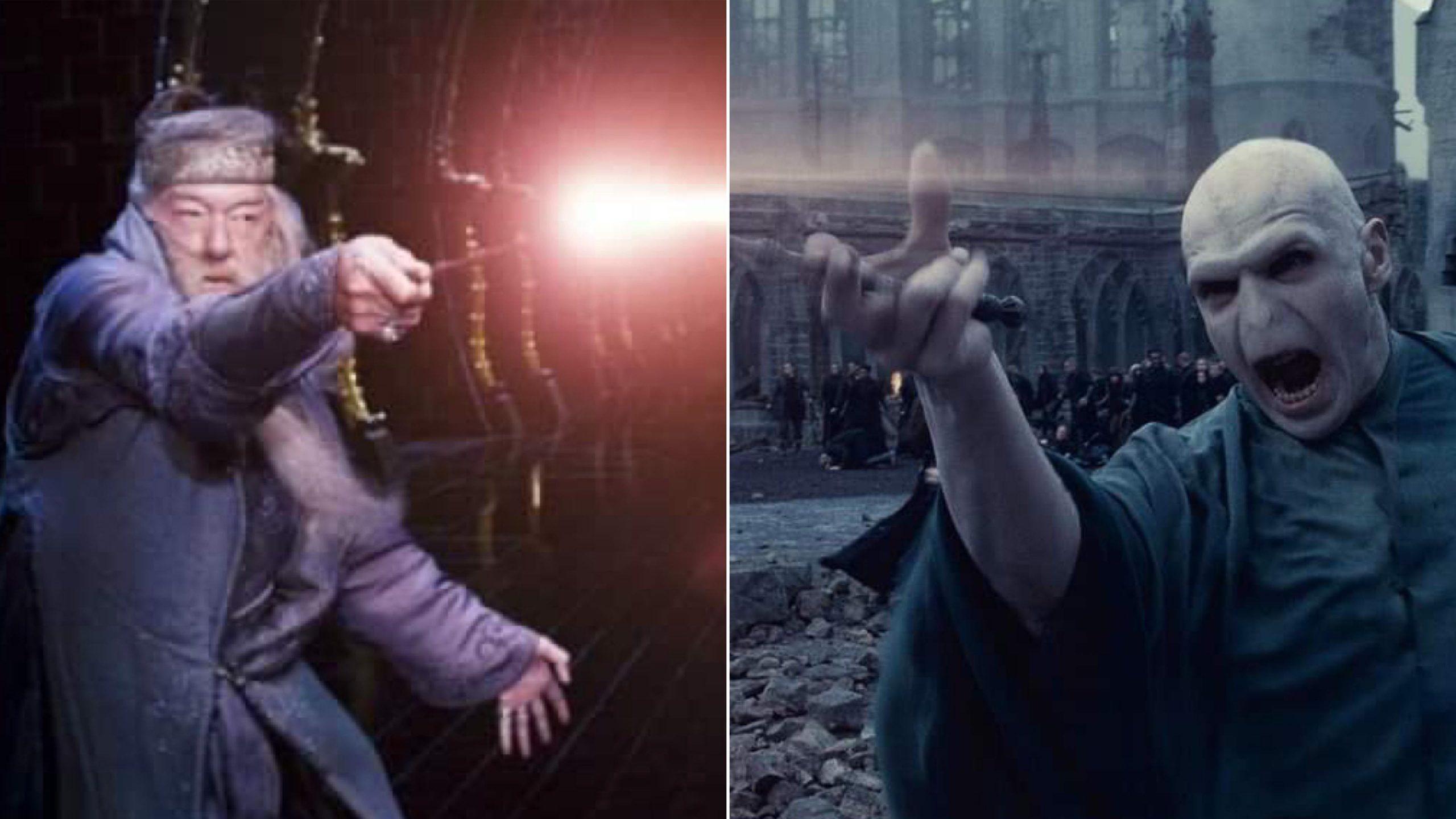 鄧不利多是最偉大的魔法師,為什麼佛地魔憑一己之力可以「壓制鄧不利多」? – 我們用電影寫日記