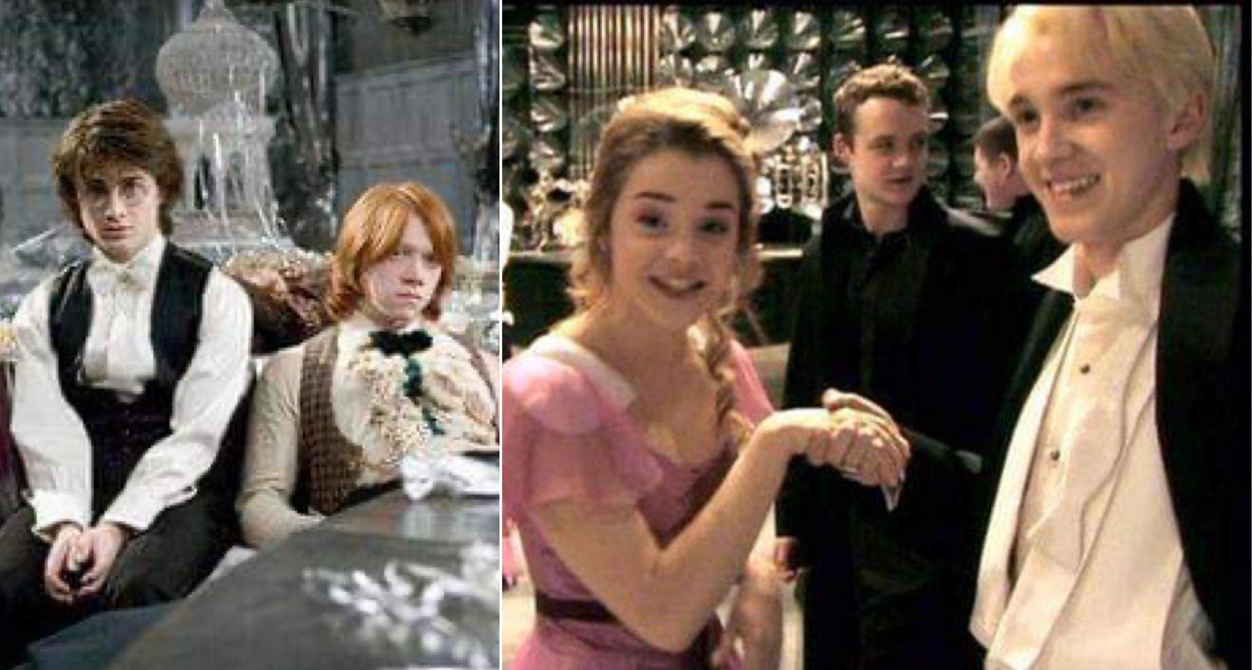 《哈利波特》最「驚艷」的 5 件服裝設計,第 5 件讓粉絲們笑到流淚… – 我們用電影寫日記