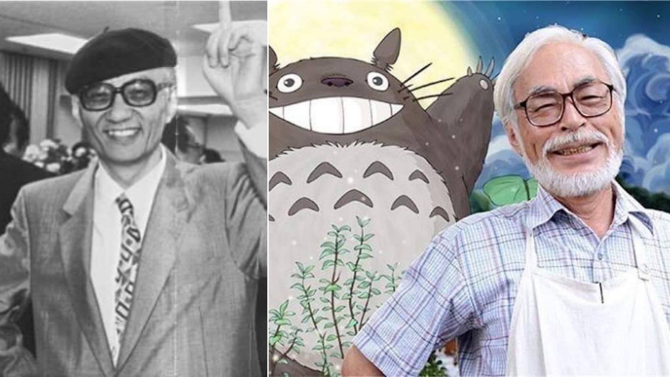 宮崎駿向他虛心請教,手塚治虫狂刷 20 遍他的電影,「他」到底是誰? – 我們用電影寫日記