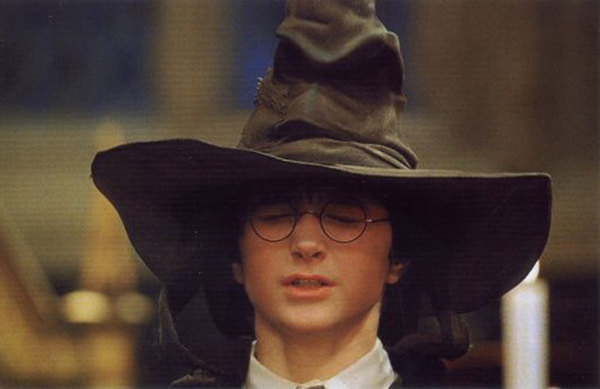 「難倒分類帽的不只是哈利波特!」這 6 個學生,才是分院最大的難題…  – 我們用電影寫日記