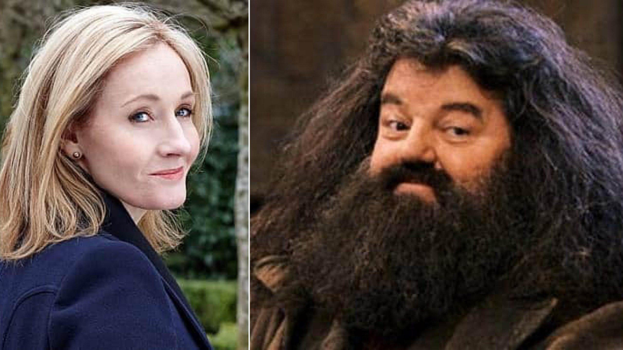 「《哈利·波特》海格的工作是什麼?為什麼叫鑰匙保管員?」JK羅琳親自解釋,這個角色有多重要! – 我們用電影寫日記