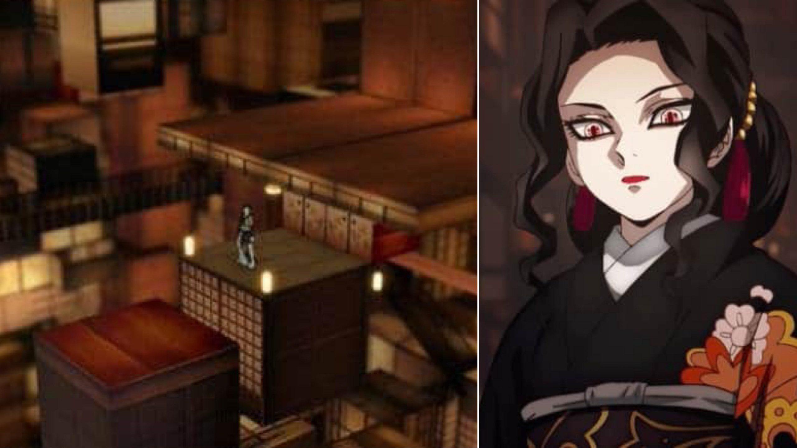 重現《鬼滅之刃》場景!日本一家溫泉旅館因太像「無限城」真實場景而爆紅… – 動漫的故事