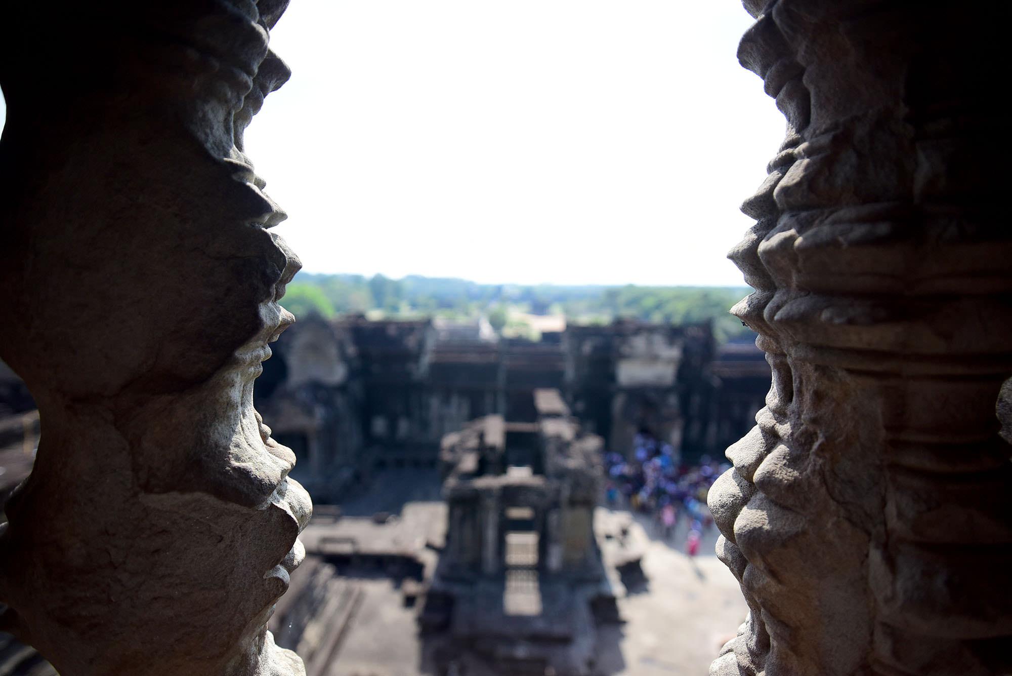 吳哥窟,暹粒,柬埔寨景點,世界七大奇景