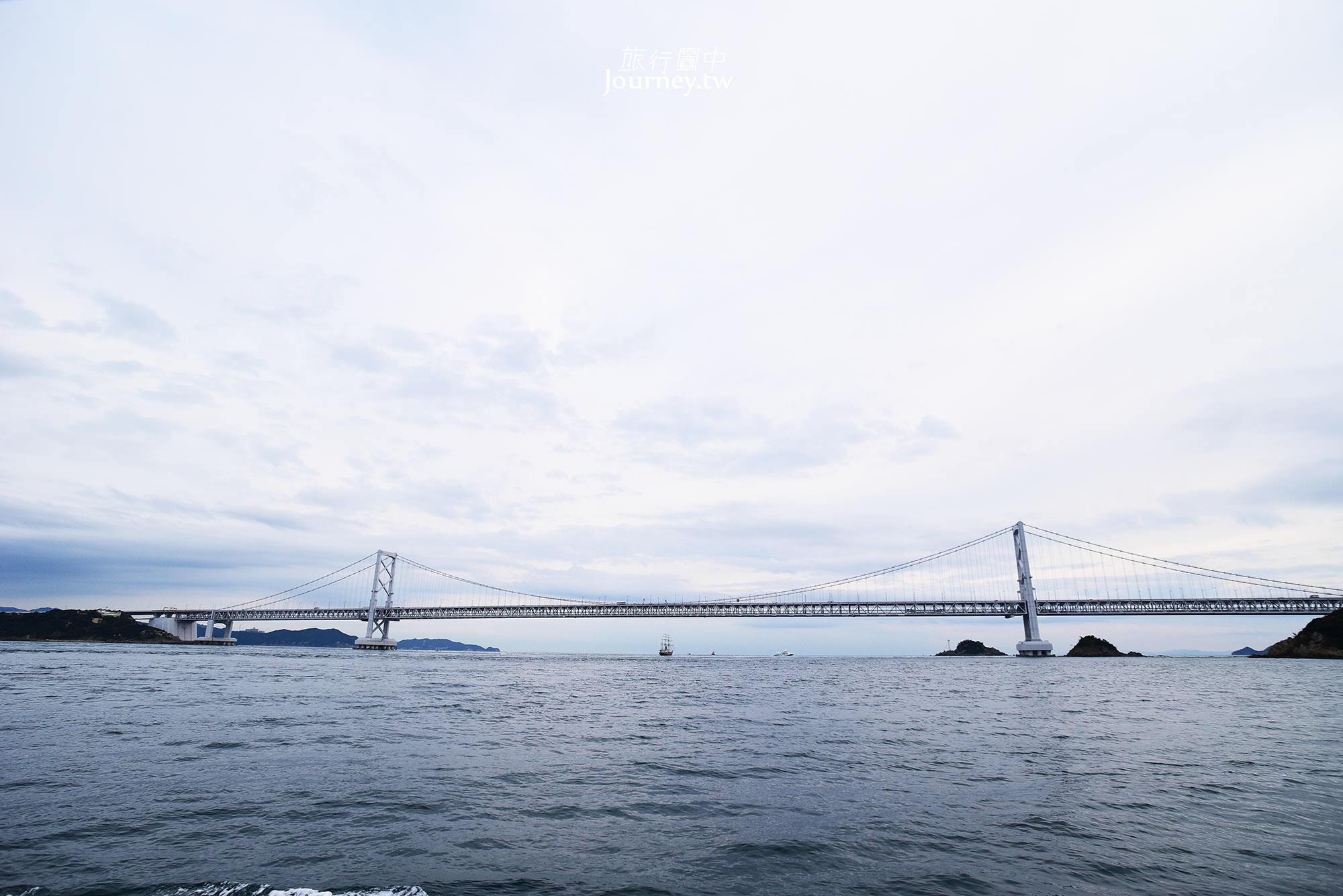 鳴門漩渦,鳴門大橋,鳴門海峡,渦之島,德島景點,四國景點