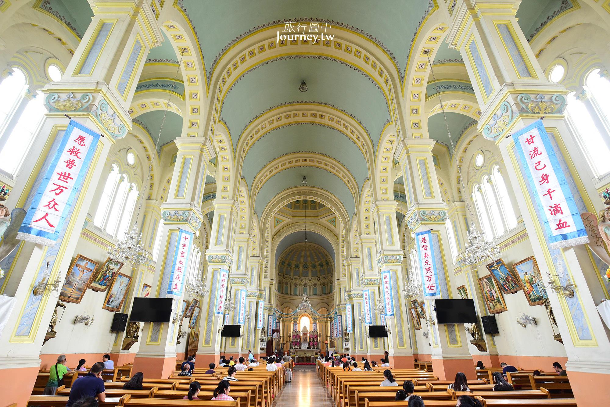 天津,天津景點,西開教堂,法國教堂,天津自由行