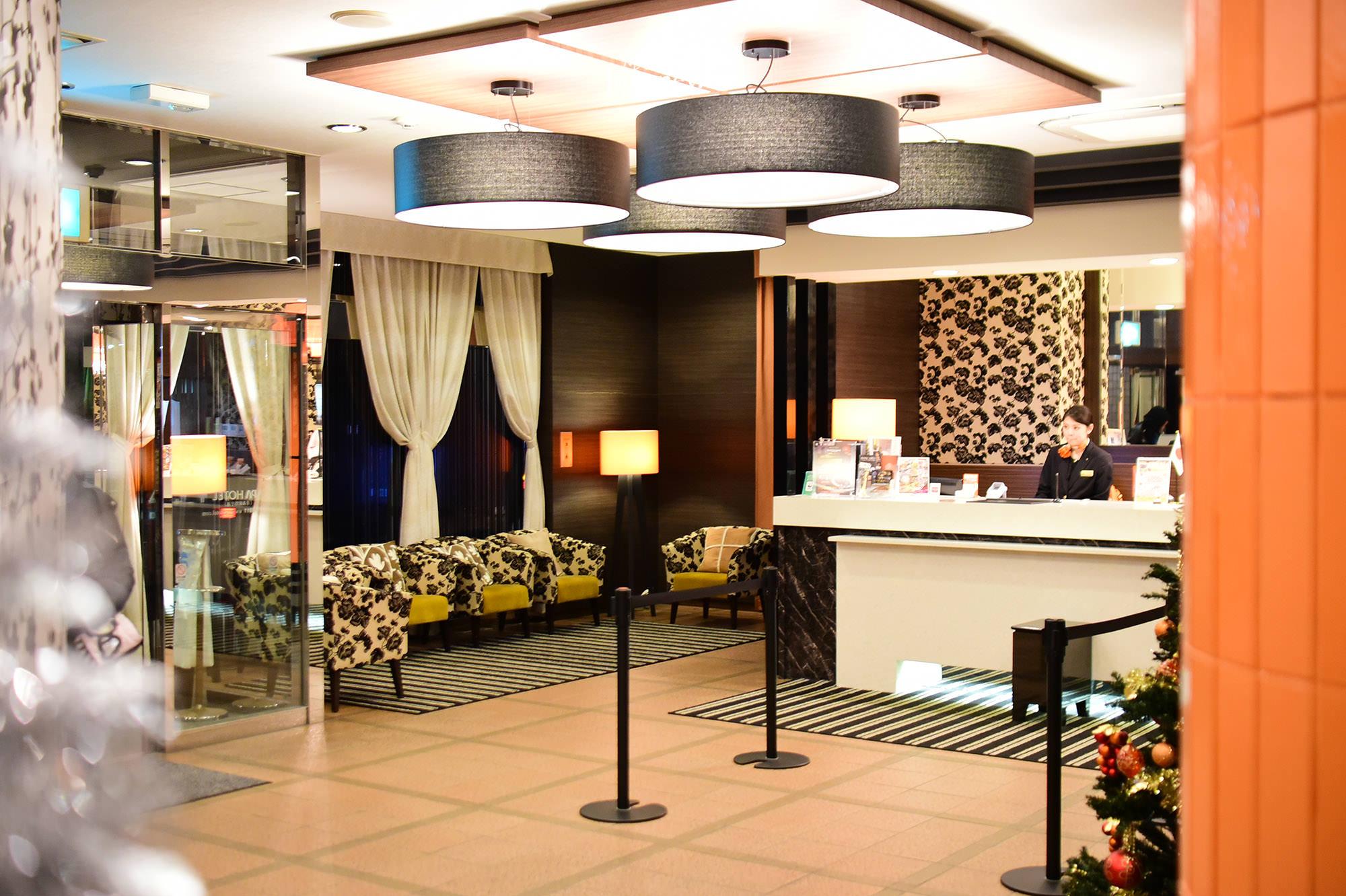 APA 青森站縣廳通,APA Hotel Aomori Eki Kencho-Dori,青森住宿