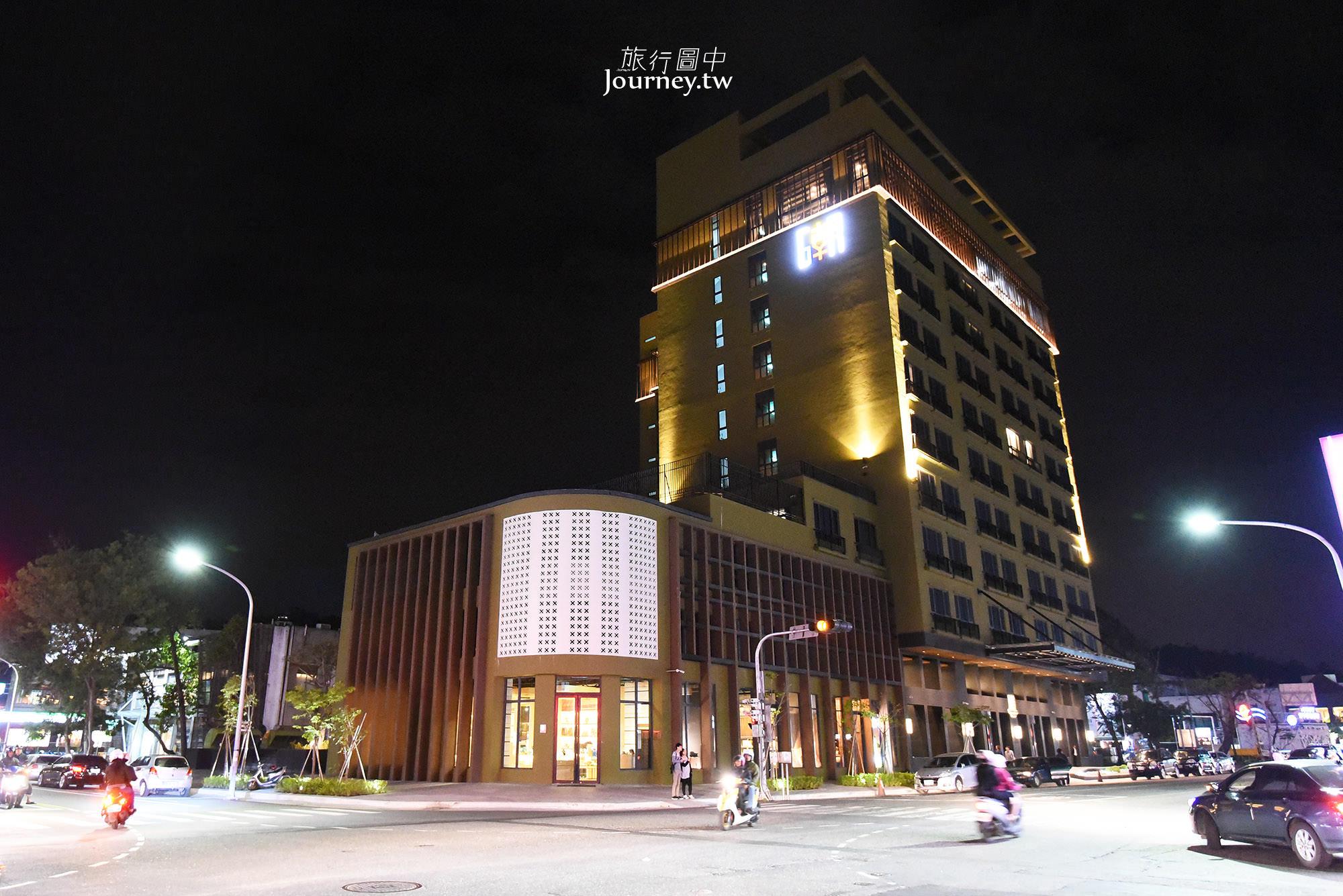 台東,台東住宿,THE GAYA HOTEL,鐵花村